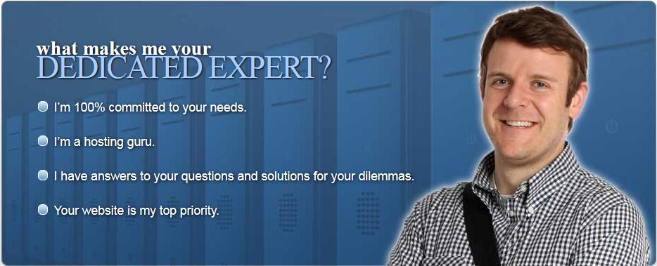 Dedicated Expert