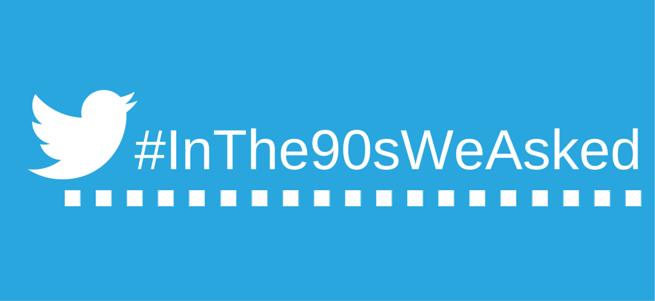 Twitter-90s-Trending-Topic