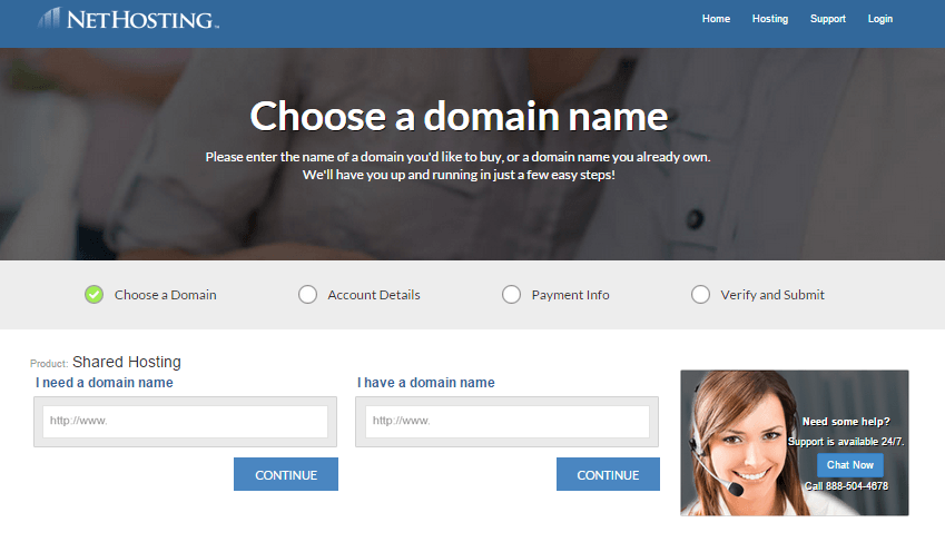 shared-hosting-domain-name