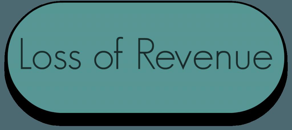Loss of Revenue