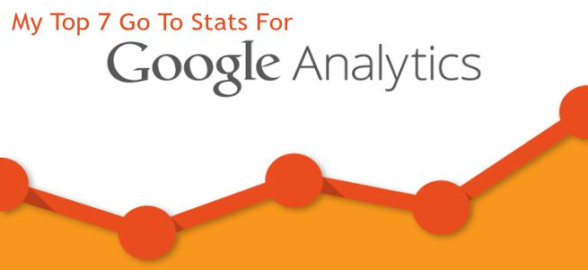 Top 7 Stats For Google Analytics