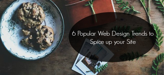 Spice up your site