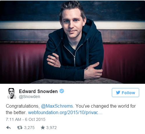 Snowden Tweet 2