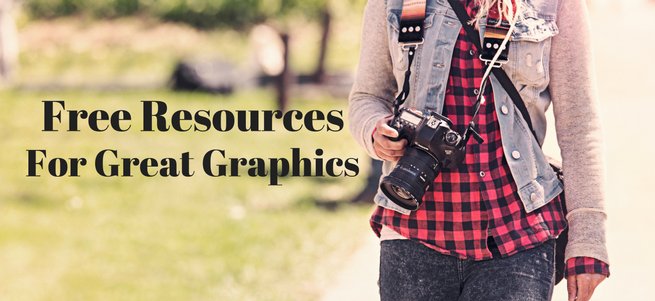 resources for great graphics